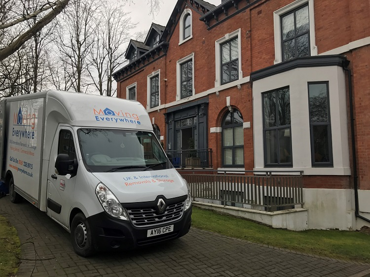 Manchester House Removals
