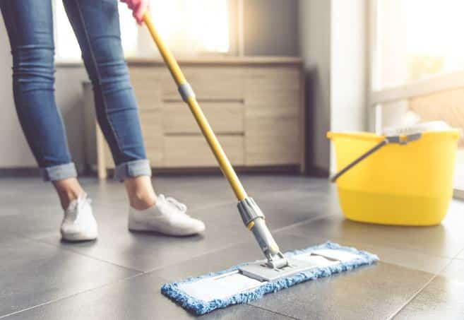 When to clean your new home - before or after the move?